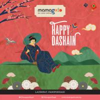 Happy Dashain mamagoto
