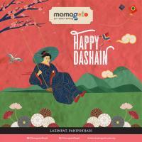 Happy Dashain mamagoto