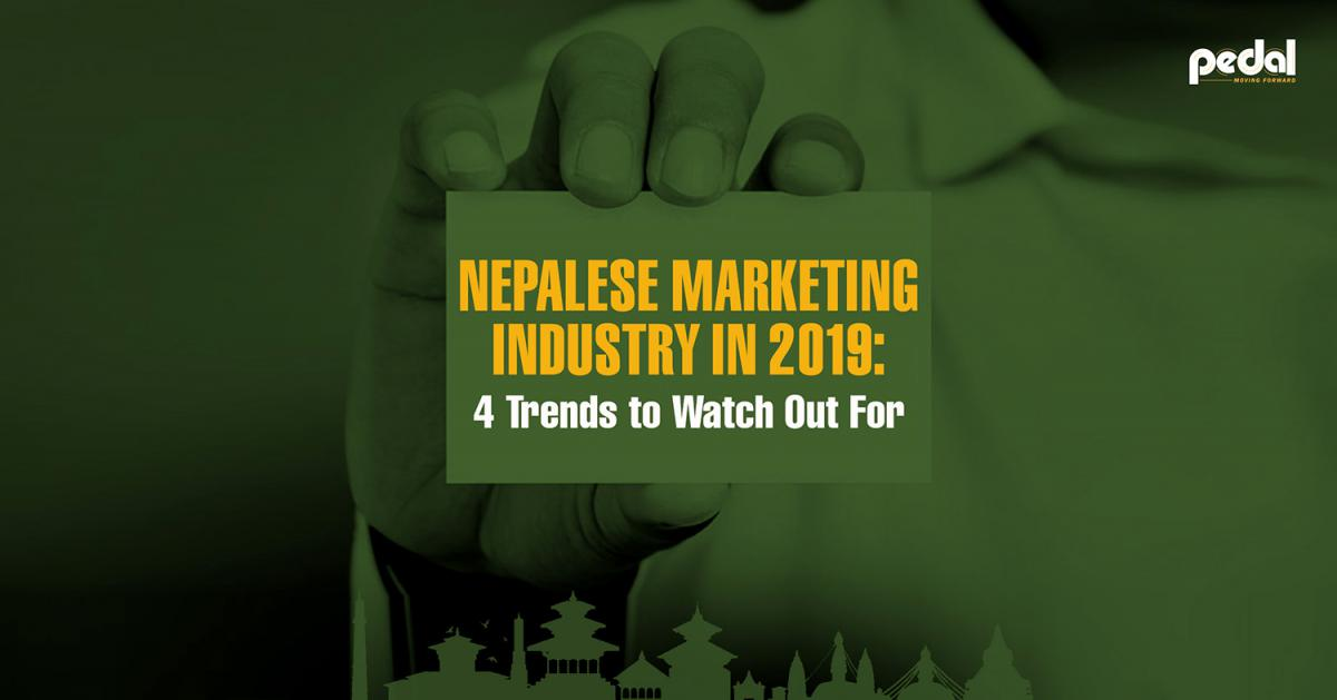 Nepalese marketing industry in 2019