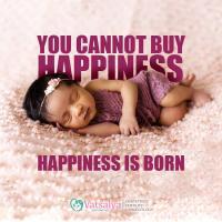 You Cannot Buy Happiness Vatsalya