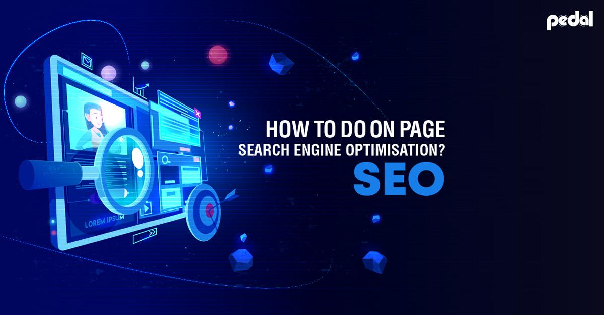 How to do On Page - SEO