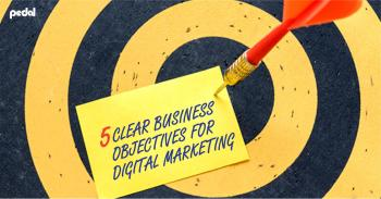 BUSINESS OBJECTIVES FOR DIGITAL MARKETING